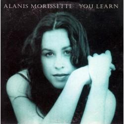 Alanis Morissette - You Learn - CD Single
