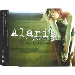 Alanis Morissette - Out Is Through - CD Maxi Single Promo