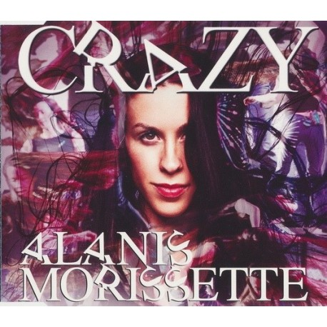 Alanis Morissette ‎- Crazy - CD Maxi Single