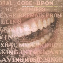 Alanis Morissette ‎- Supposed Former Infatuation Junkie - CD Album