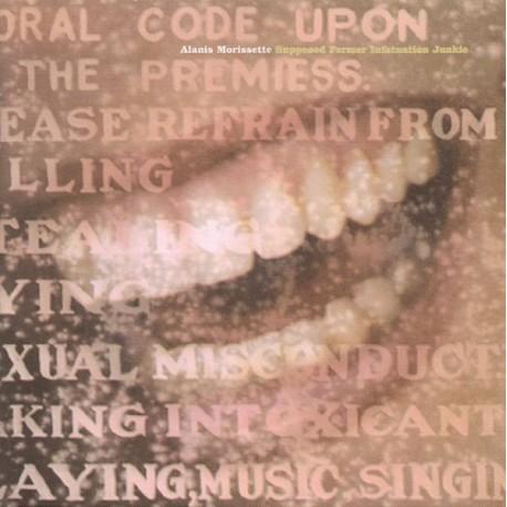 Alanis Morissette - Supposed Former Infatuation Junkie - CD Album