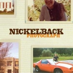 Nickelback ‎- Photograph - CD Single Promo