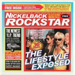 Nickelback  - Rockstar - CD Maxi Single + DVD Promo