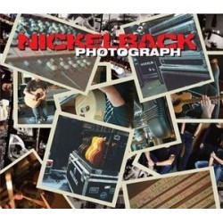 Nickelback ‎- Photograph - CD Maxi Single