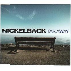 Nickelback - Far Away - CD Maxi Single - Limited Edition
