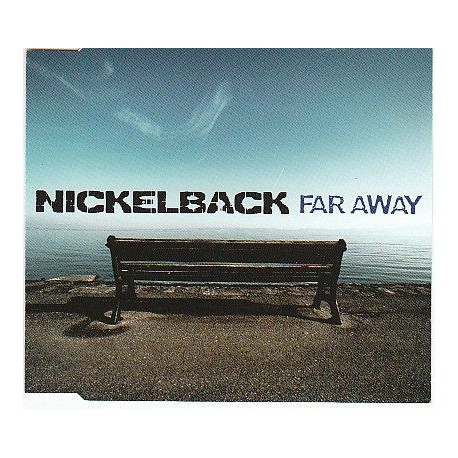 Nickelback ‎- Far Away - CD Maxi Single - Limited Edition
