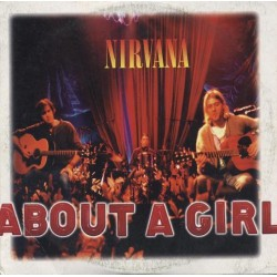 Nirvana ‎- About A Girl - CD Single