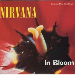 Nirvana ‎- In Bloom - CD Maxi Single