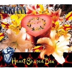 Nirvana ‎- Heart-Shaped Box - CD Maxi Single