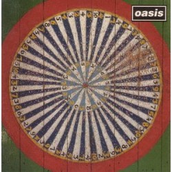 Oasis - Acquiesce - CD Single Promo