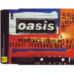 Oasis - The Importance Of Being Idle - CD Maxi Single Promo