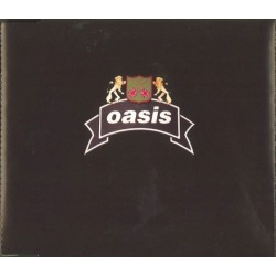 Oasis - Acquiesce - CD Maxi Single Promo