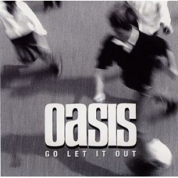 Oasis - Go Let It Out - CD Maxi Single Promo