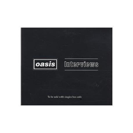 Oasis - Interviews - CD Maxi Single