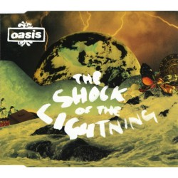 Oasis - The Shock Of The Lightning - CD Maxi Single