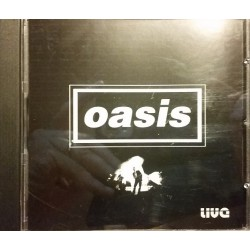 Oasis -  Oasis Of Lust (Rock In Rio 2001) - Live - CD Album