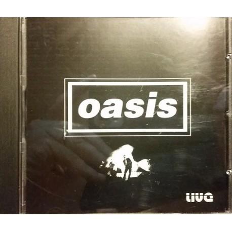 Oasis -  Oasis Of Lust (Rock In Rio 2001) - Live - CD Album