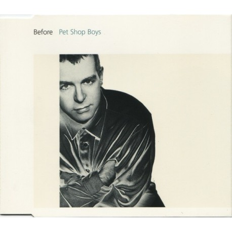 Pet Shop Boys - Before - CD Maxi Single