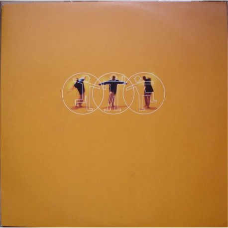 Phil Collins - Wear My Hat - Maxi Vinyl Promo