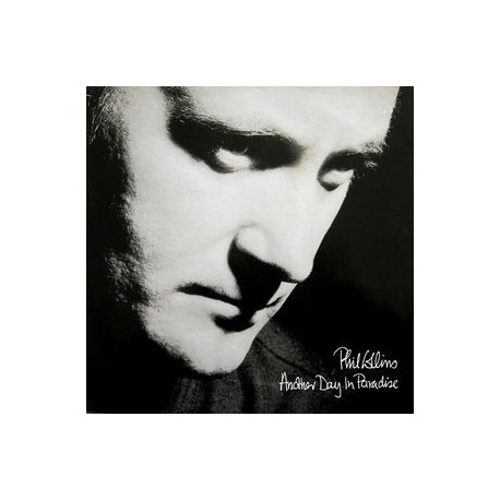 Phil Collins (Genesis) -  Another Day In Paradise - Maxi Vinyl