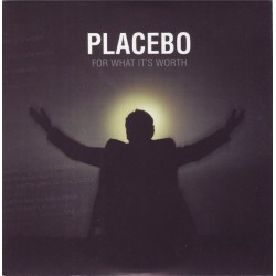 Placebo - For What It's Worth - CD Single Promo