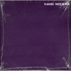 Placebo ‎- Taste In Men - CD Single Promo