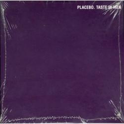 Placebo - Taste In Men - CD Single Promo
