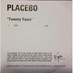 Placebo - Twenty Years - CDr Promo Single