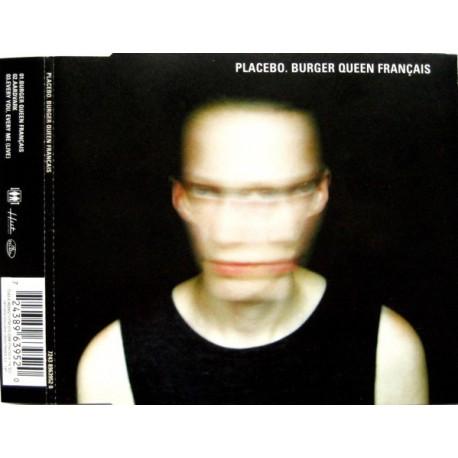 Placebo - Burger Queen Français - CD Maxi Single
