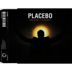 Placebo ‎- For What It's Worth - CD Maxi Single