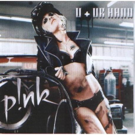 P!NK - U + Ur Hand - CDr Single Promo