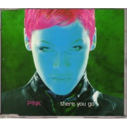 Pink - There You Go - CD Maxi Single Promo