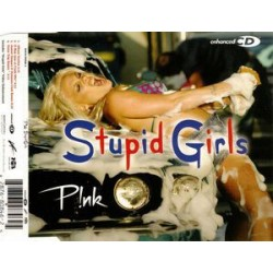 Pink - Stupid Girls - CD Maxi Single