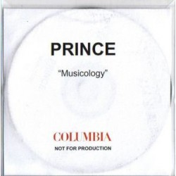 Prince ‎- Musicology - CDr Single Promo