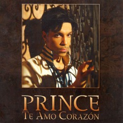 Prince ‎- Te Amo Corazón - CD Single