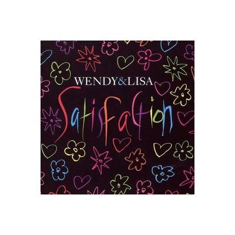 Wendy & Lisa (Prince) - Satisfaction - CD Maxi Single
