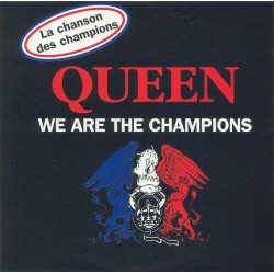 Queen ‎- We Are The Champions - CD Single