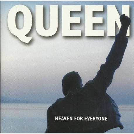 Queen ‎- Heaven For Everyone - CD Single