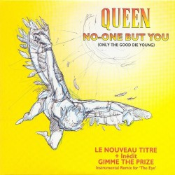 Queen - No-One But You (Only The Good Die Young) - CD Single