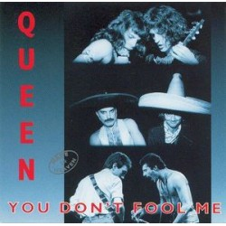 Queen ‎- You Don't Fool Me - CD Single