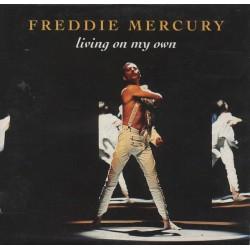 Freddie Mercury (Queen) - Living On My Own - CD Single