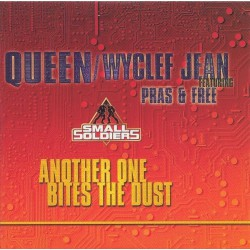 Queen / Wyclef Jean Feat. Pras & Free - Another One Bites The Dust - CD Single