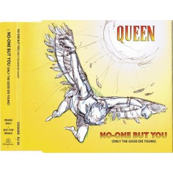 Queen ‎- No-One But You (Only The Good Die Young) - CD Maxi Single Promo