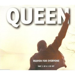 Queen ‎- Heaven For Everyone - CD Maxi Single