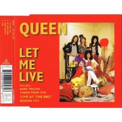 Queen - Let Me Live - CD Maxi Single