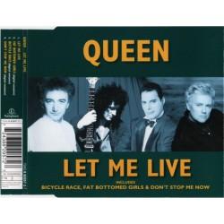 Queen - Let Me Live - CD Single