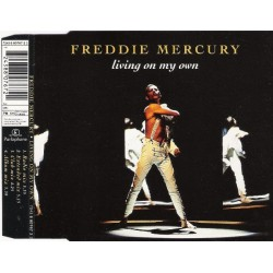 Freddie Mercury ‎(Queen) - Living On My Own - CD Maxi Single