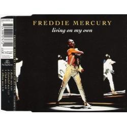Freddie Mercury (Queen) - Living On My Own - CD Maxi Single