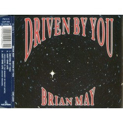 Brian May (Queen) - Driven By You - CD Maxi Single