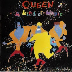 Queen ‎- A Kind Of Magic - CD Album